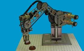 Robot arm picture